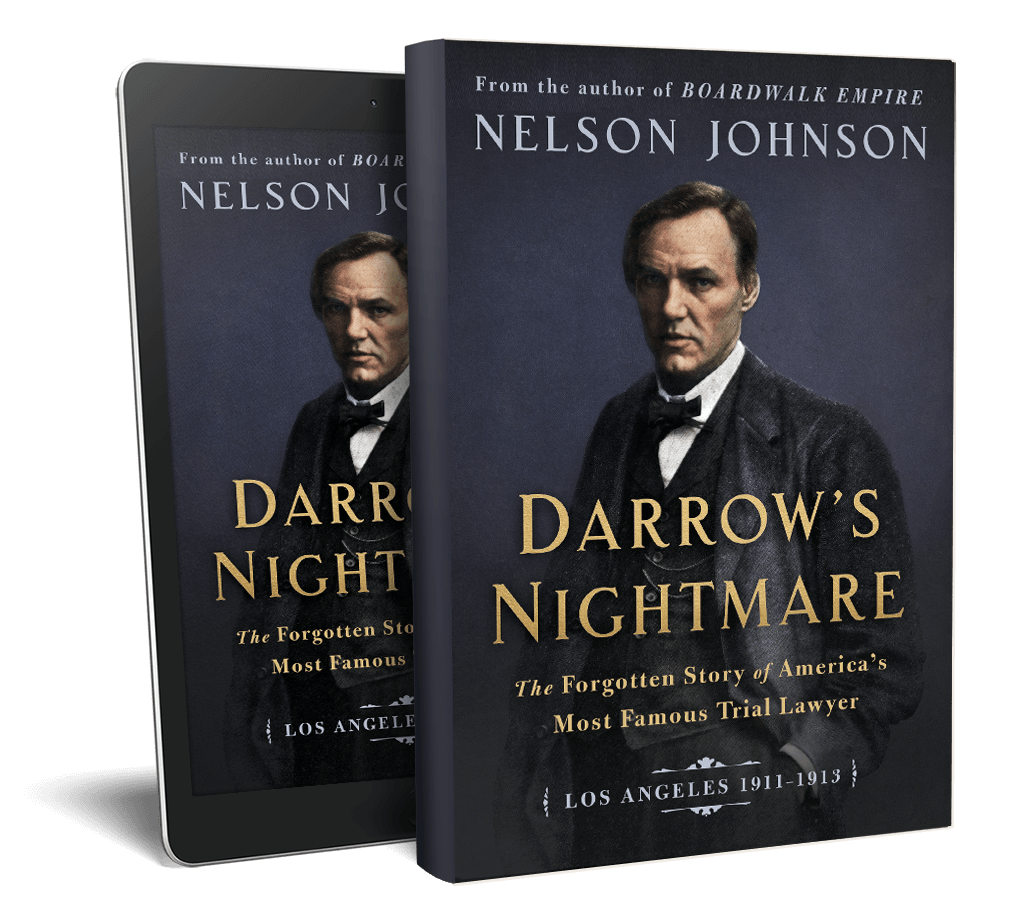 Darrow's Nightmare by Nelson Johnson