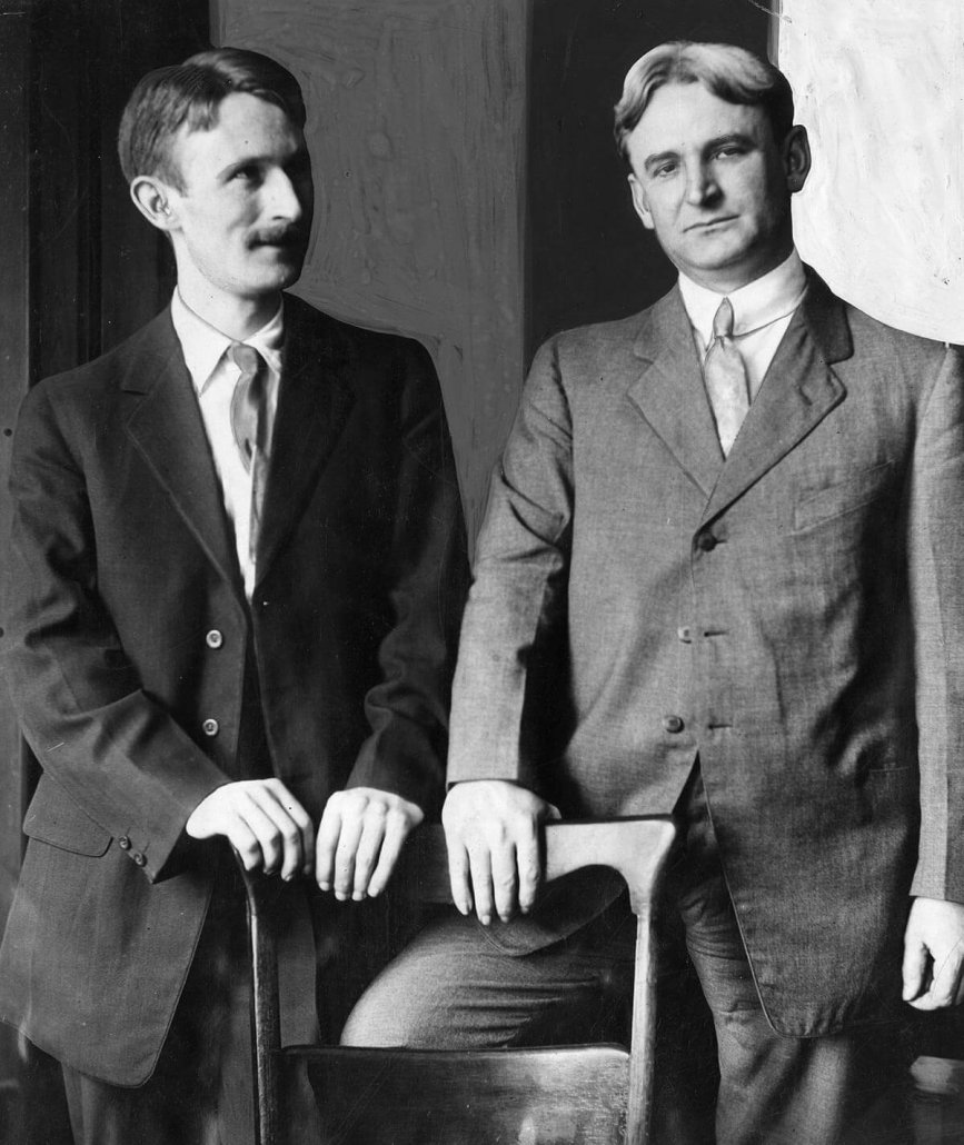 McNamara Brothers: Herald Examiner Collection / Los Angeles Public Library