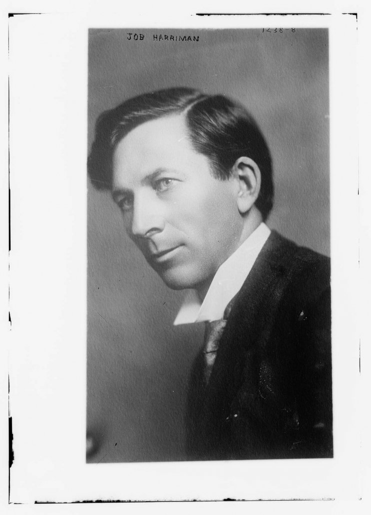 Job Harriman: Library of Congress, Prints & Photographs Division, LC-DIG-ggbain-06415
