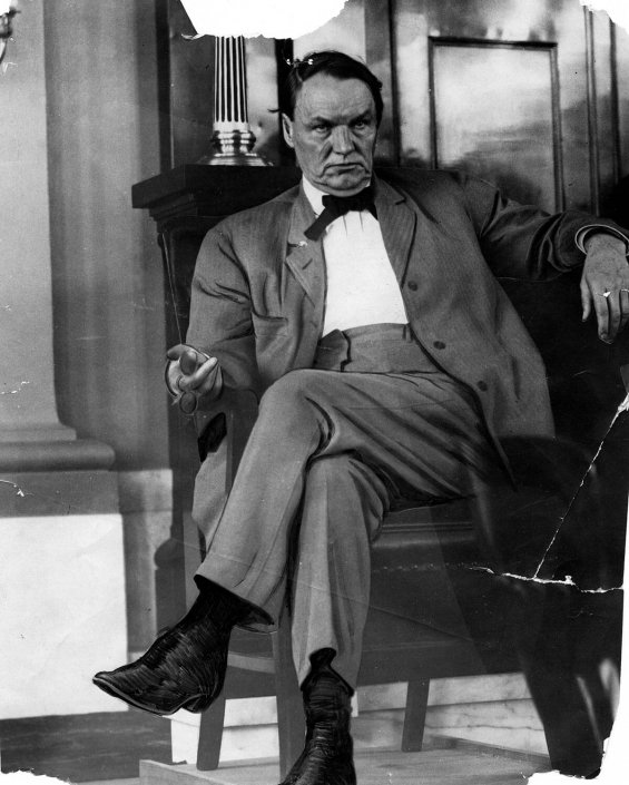 Clarence Darrow as Witness: Herald Examiner Collection / Los Angeles Public Library.